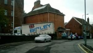 The Hicks Lorry
