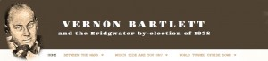 Vernon Bartlett Website