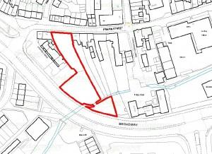 sion chapel site plan