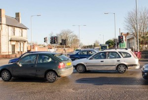 """No-one would choose to do these works on this junction"" says EDF's Lucy Holt"