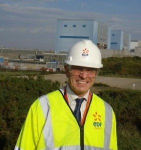 EDF's David Eccles who 'might have given the wrong impression'