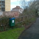 Bin f) Halswell overlooking canal