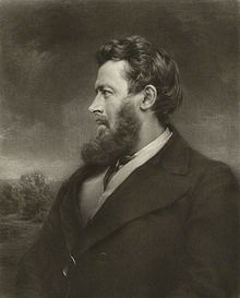 Walter Bagehot -eminent economist and constitutional expert. Corrupt as the rest of them and STILL failed to get elected