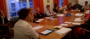 Bridgwater Youth Forum launched with Cllr Diogo Rodrigues in the chair.