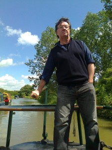 'Could joined up thinking lead to the opening up of the Sedgemoor waterways?' Cllr Brian Smedley steering a steady course
