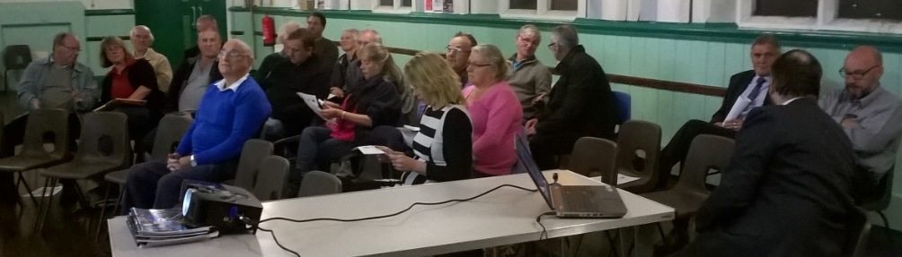 Town Development Forum discuss ideas for Bridgwater's future.
