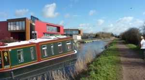 re-opening the waterways
