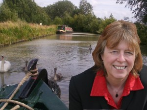 "Cllr Kathy Pearce ""Tidal barrier is crucial to what else can be done on our waterways"""