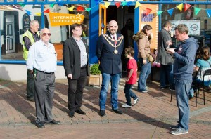 The 'Bridgwater Together' event at the Engine Room