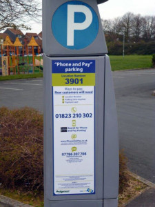 The price of parking going up...