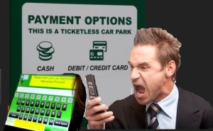 SDC moving to ticketless cashless car parking