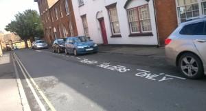 Dampiet street