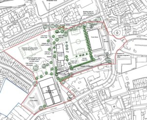 The outline proposals for Northgate