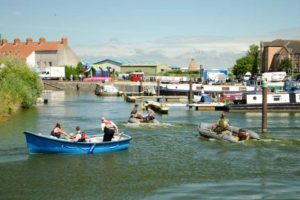 Bridgwater's waterways - an asset in waiting.