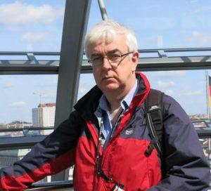 Bristol historian Eugene Byrne