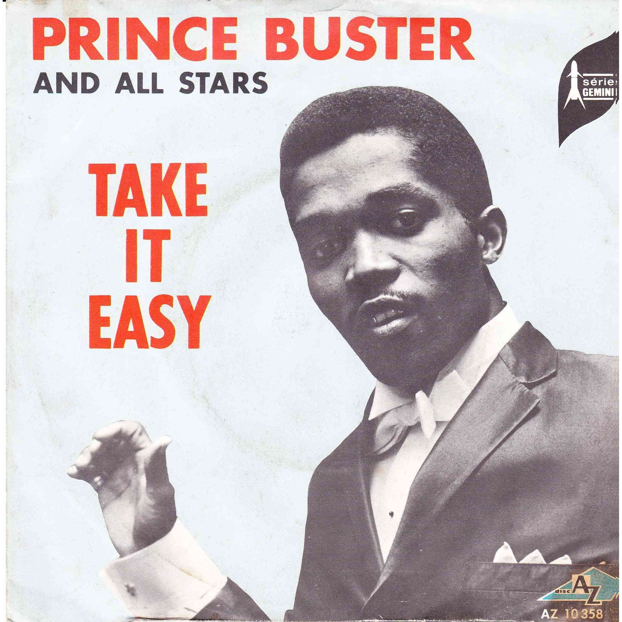 Prince Buster Raymond Harper With Prince Busters All Stars Three More River African Blood