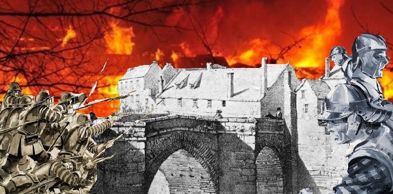 siege of bridgy