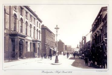 Town Hall 1913