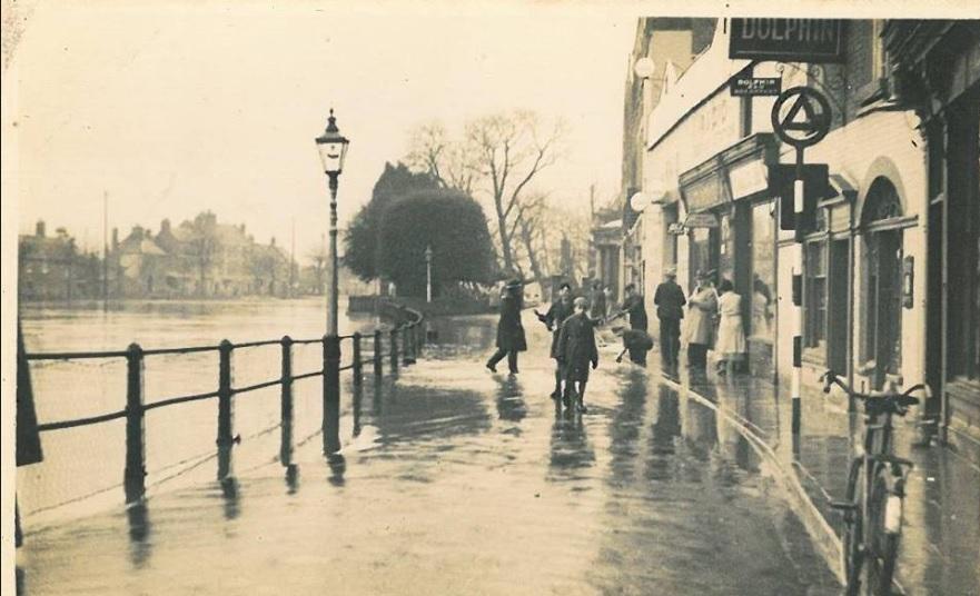 binford place 1924