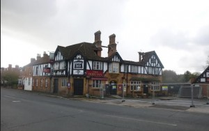 The Hope Inn. A long campaign comes to an end as demolition within 3 months is approved