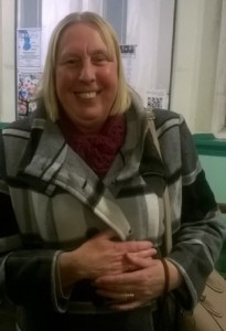 Pat Morgan 'proud of working at the Blake Hospital'