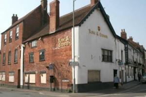 Restoring an old pub (a bit)