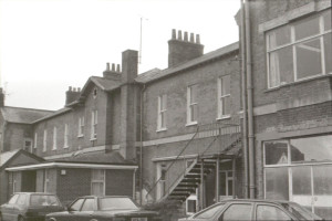 Historic photos of the hospital taken by Town Councillor Pat Morley