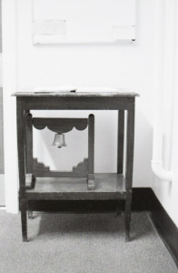 The Bridgwater Workhouse Bell. 'Come and get yer gruel..'