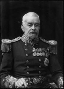 Sir George Digby Morant. No relation.