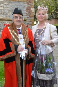 In recent years the Mayor Making ceremony has been held at St Mary's Church
