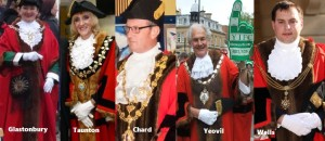 Somerset has a lot of Mayor's (But Bridgwater has the oldest)
