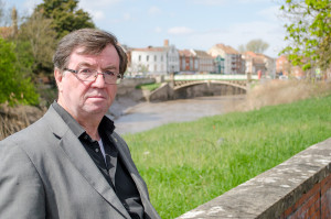 """Cllr Brian Smedley """"We need new infrastructure projects  at the same time as new houses."""""""