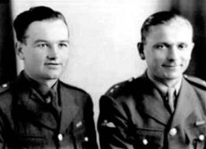 Jan Kubis and Josef Gabcik. Nazi hunters.
