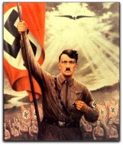 Mr Hitler. A Nazi.