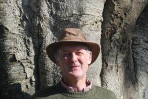 Archaeologist Bob Croft
